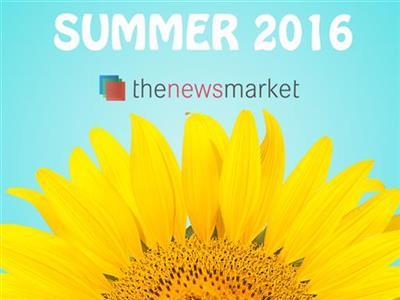 Summer 2016 on thenewsmarket.com