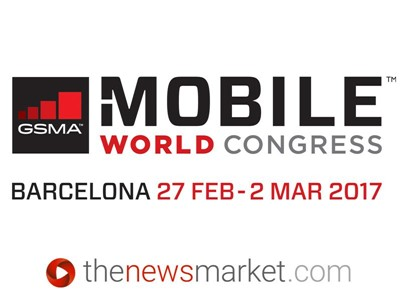 Mobile World Congress 2017 on thenewsmarket.com
