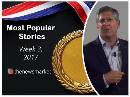 Most Popular Stories - Week 3, 2017