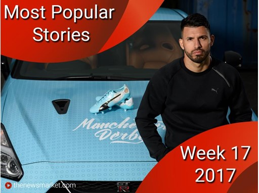 Most Popular Stories - Week 17, 2017