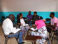 Improvement of Living Conditions of Street Children in Luanda