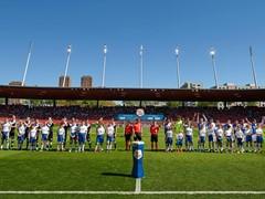 Plusport Player Escorts Take Centre Stage In The Super League