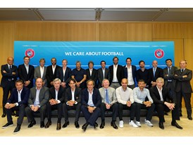 Elite Club Coaches meet in Nyon