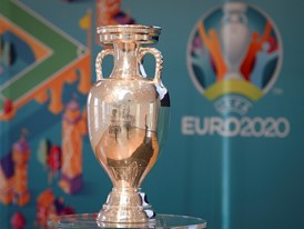 UEFA EURO 2020 Host City Logo Launch - Amsterdam