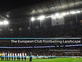 Download the full UEFA's ECFL report (PDF)