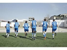 Hope through football