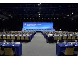 41st Ordinary UEFA Congress - Helsinki, Finland