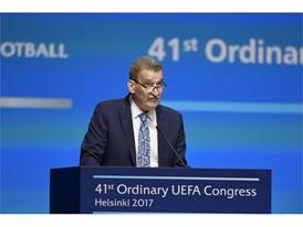 Pertti Alaja, Finland Football Association president