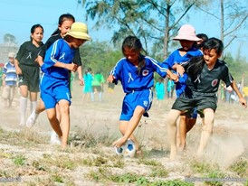 FOOTBALL FOR ALL IN VIETNAM