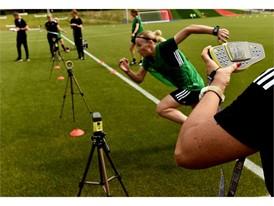 UEFA EURO 2017 Womens Refree Fitness Test 4