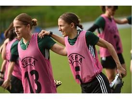 UEFA EURO 2017 Womens Refree Fitness Test 3