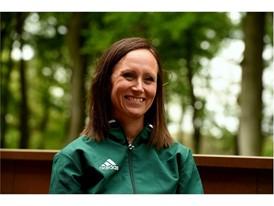 Pernilla Larsson, Referee, Sweden
