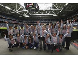 UEFA Europa League Dream for Local Children 1