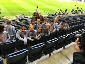 UEFA Europa League Dream for Local Children 5