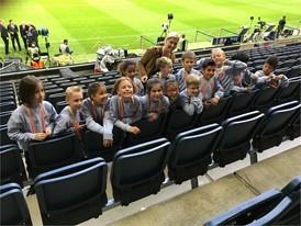 UEFA Europa League Dream for Local Children 6