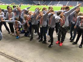 UEFA Europa League Dream for Local Children 8