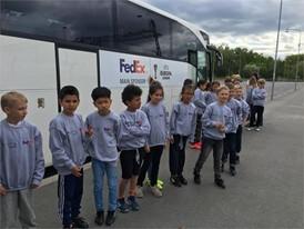 UEFA Europa League Dream for Local Children 7