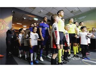 UEFA Europa League Dream for Local Children 12