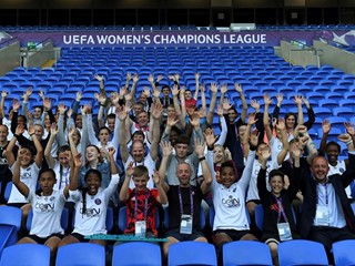 UEFA Foundation for Children to put spotlight on parents at UEFA Women's Champions League final in Cardiff