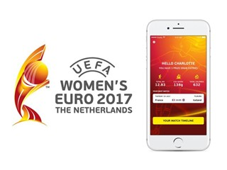New active app at Women's EURO