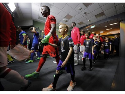 UEFA Europa League Dream for Local Children 11
