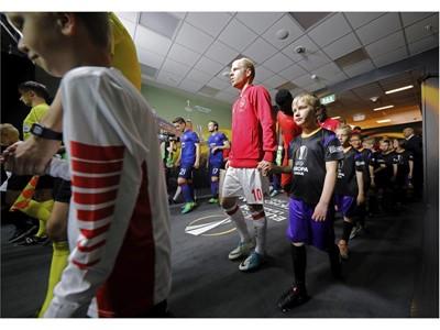 UEFA Europa League Dream for Local Children 13