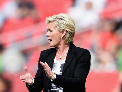 """Women's football hasn't had its heyday yet"" - Silvia Neid"