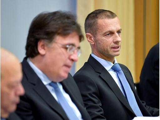 Aleksander Čeferin - President of UEFA