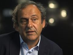 President Michel Platini Commits Future to UEFA