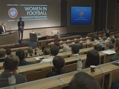 Empowering women the focus in Nyon