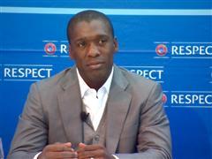 Seedorf appointed diversity ambassador
