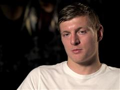 Kroos to join Ronaldo in handing UEFA cheque to ICRC