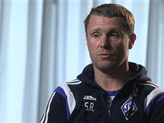 UEFA training aids Rebrov success