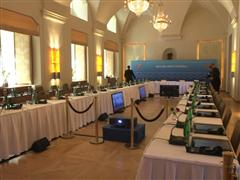 UEFA Executive Committee meets in Prague