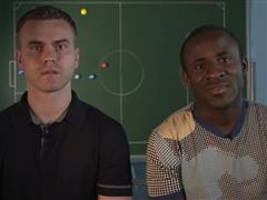 CSKA Moscow stars say 'No to Racism'