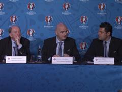 UEFA Executive Committee decisions in Paris