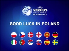 Under-21 final tournament draw: Poland 2017