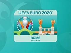 Rome unveils UEFA EURO 2020 host city logo