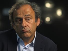 Platini on future goals at UEFA
