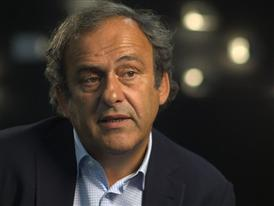 Platini on UEFA hopes for the future of FIFA