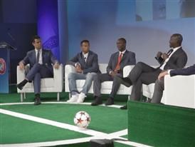 Professional Clubs Support Respect Diversity Conference