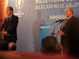 Attractive ticket offer for UEFA EURO 2016