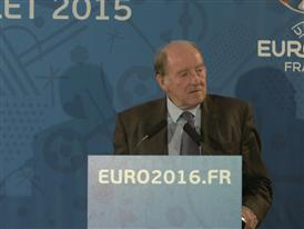Attractive ticket offer for UEFA EURO 2016 - Press Conference