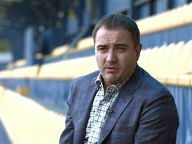 Andriy Pavelko, President of the Football Federation of Ukraine 1