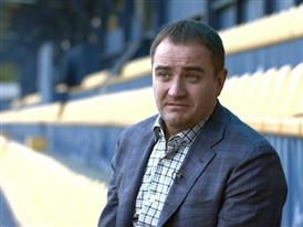 Andriy Pavelko, President of the Football Federation of Ukraine 2