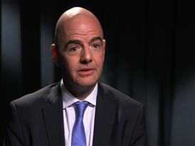 General Secretary Gianni Infantino