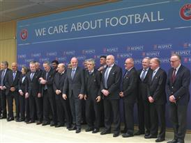 Decisions of UEFA Executive Committee