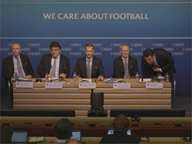UEFA Executive Committee meets in Nyon