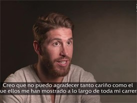 Sergio Ramos ICRC VIDEO 1 Spanish