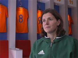Kateryna Monzul, Referee, Ukraine